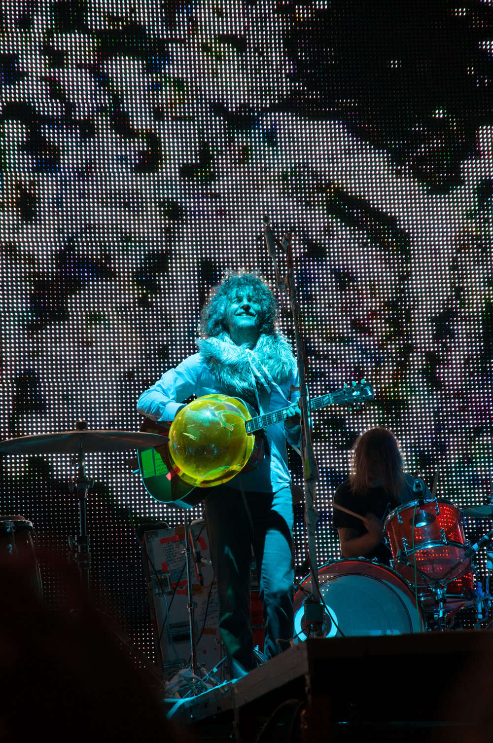 Osheaga 2011:  The Flaming Lips