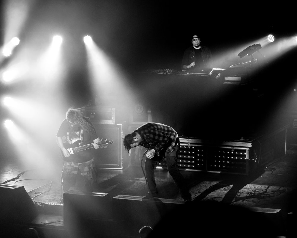 Deftones:  Montreal 2013