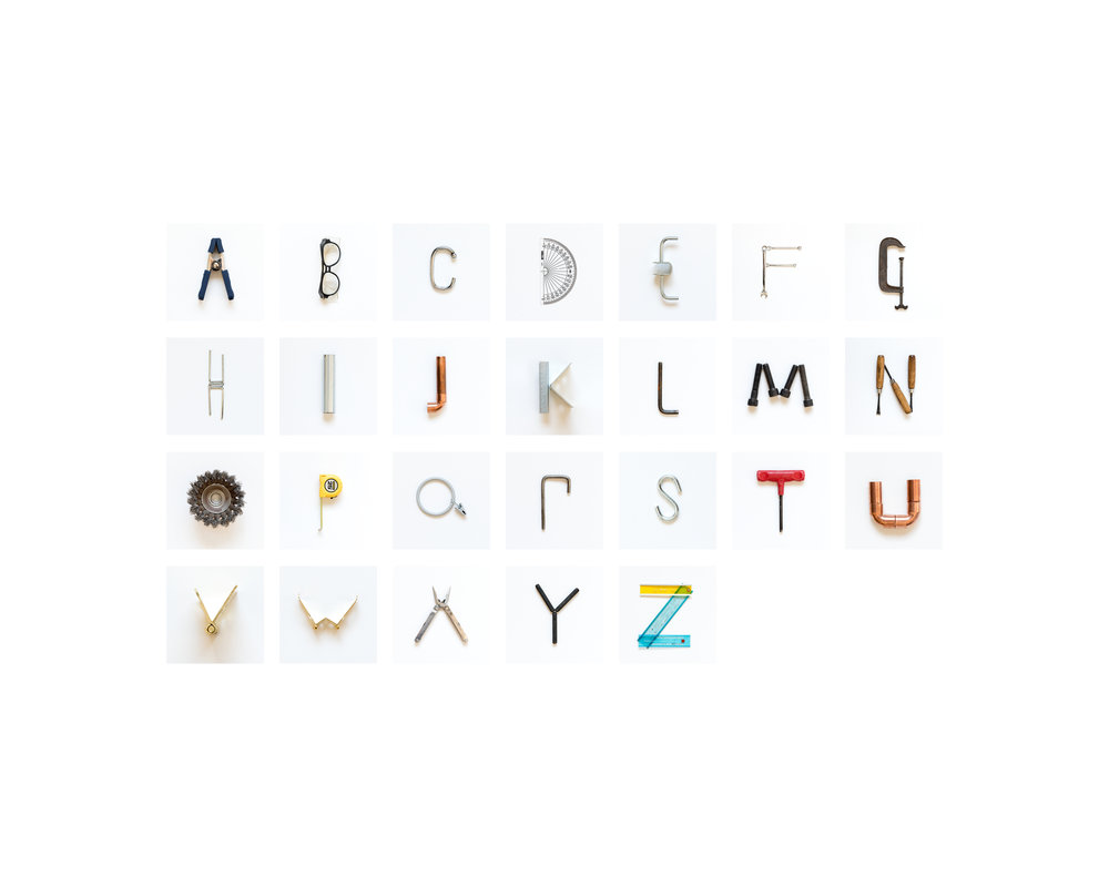 ABCDesign an Alphabet