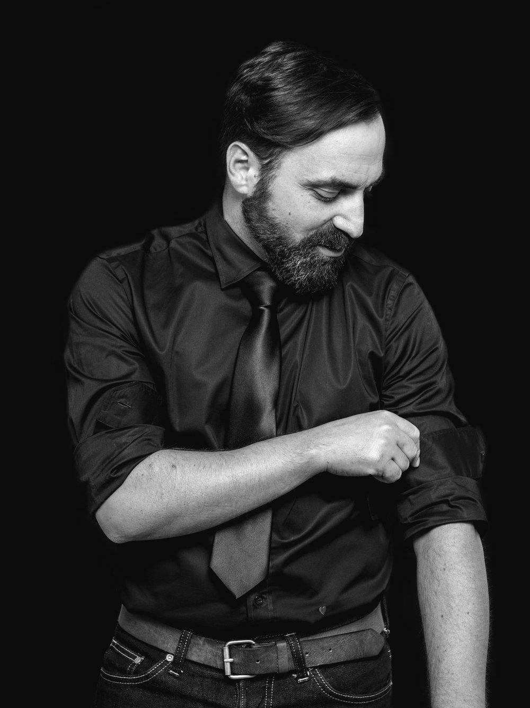 Model:  Adriano Ciampolo