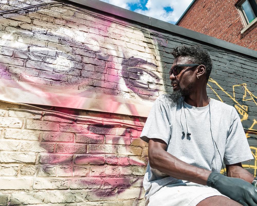 Under Pressure 2014:  Artist
