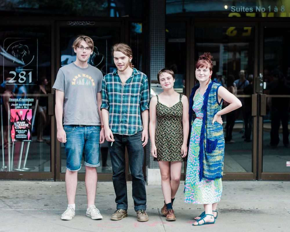 Under Pressure 2014:  Festival-goers