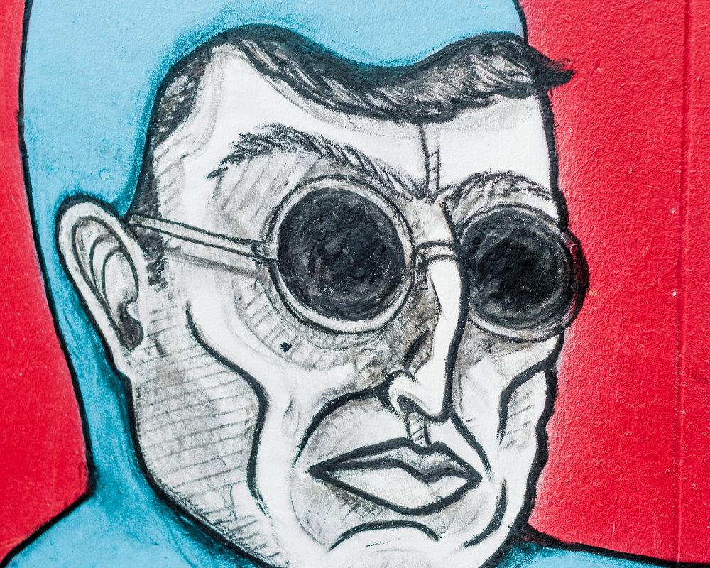 Under Pressure 2014:  Art