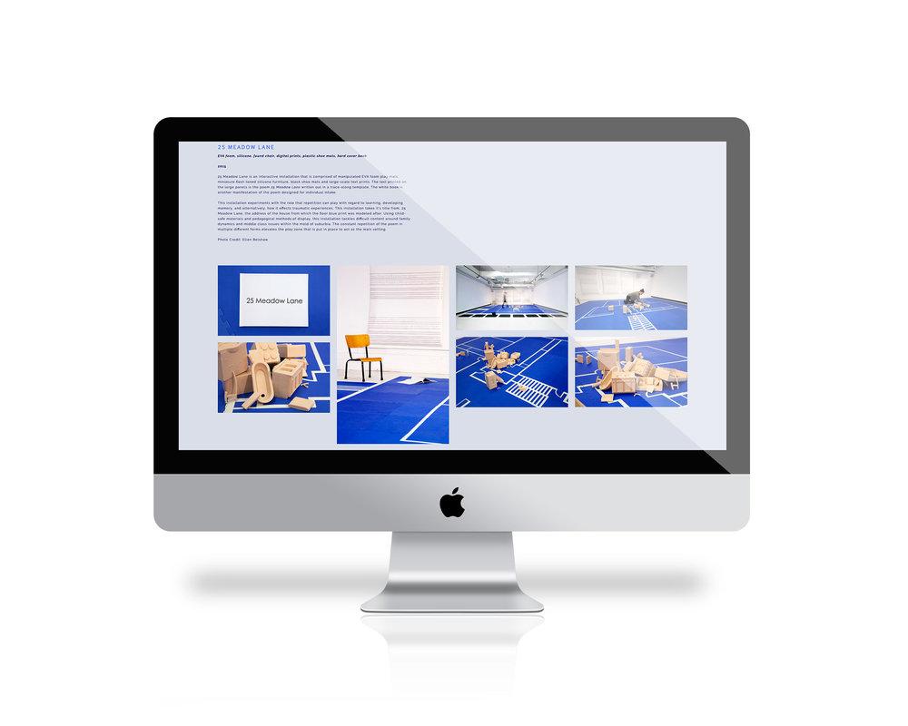 Natalie Nadeau Website