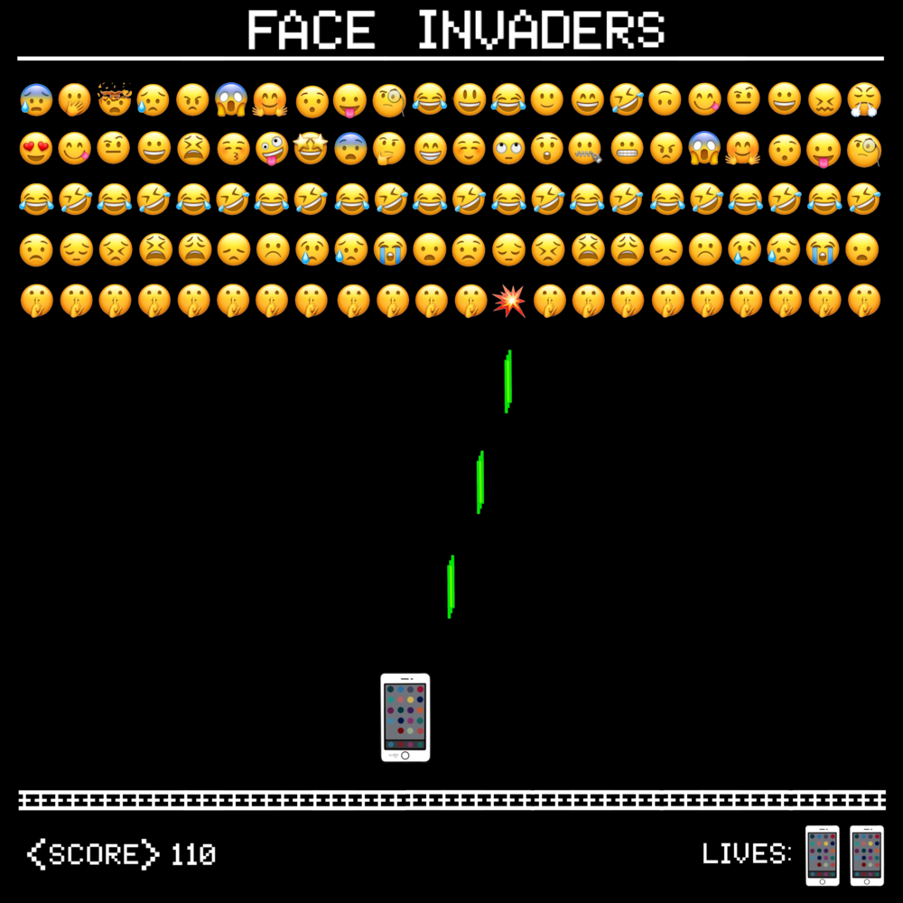 the Face Invaders