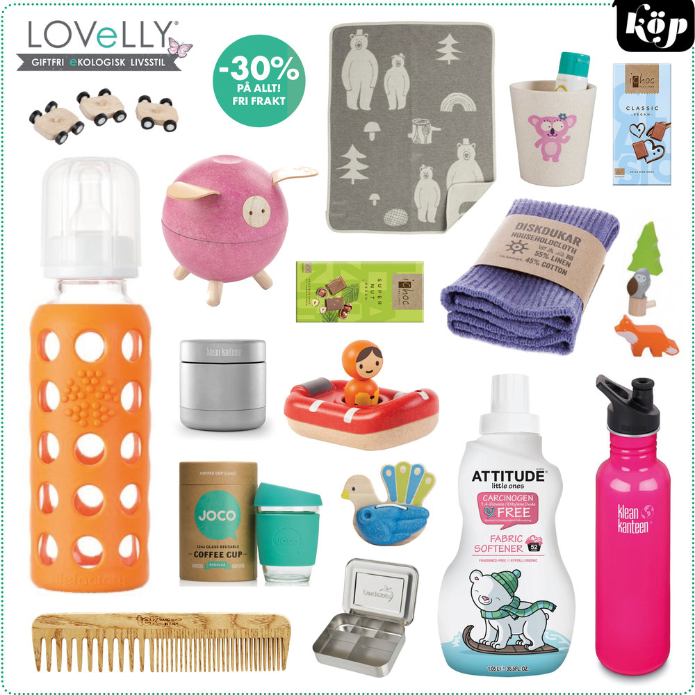 Lovelly Ekotipset