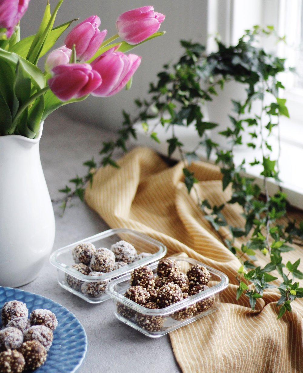 ekotipset quinoabollar