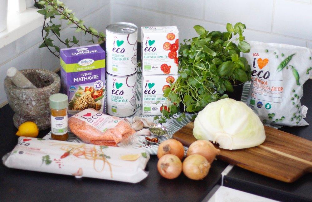 billig ekologisk mat