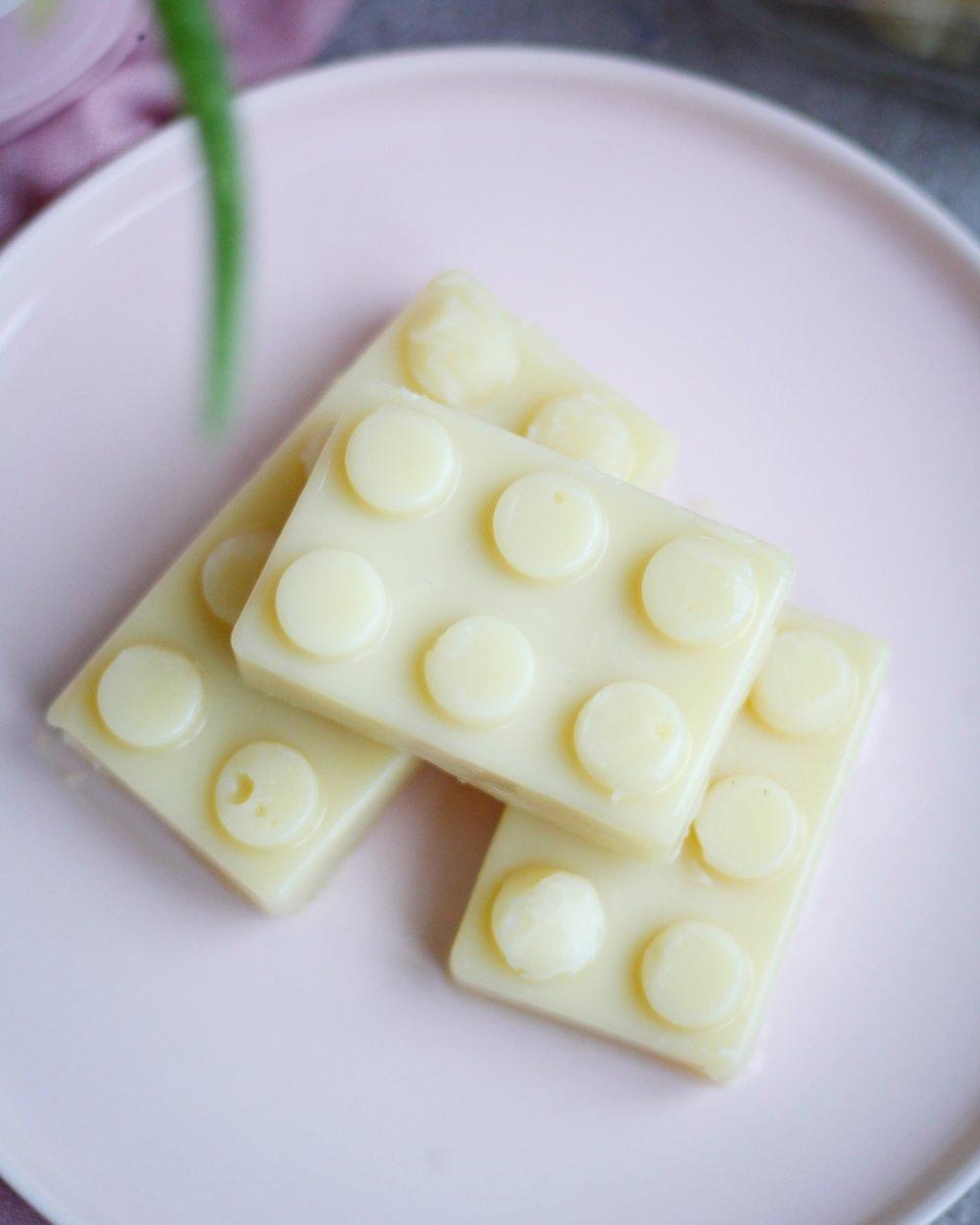 göra egna lotion bars