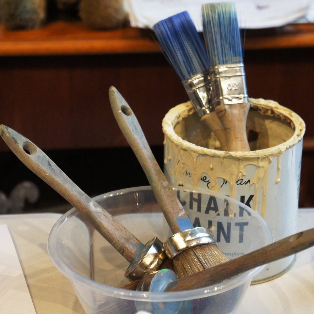 Beti Biggs Chalk Paint Workshops