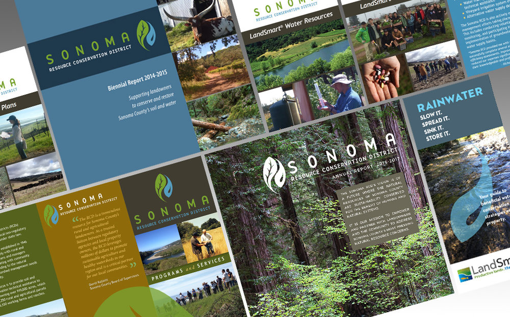 Graphic Design - Print is an important part of your overall marketing strategy.Tell us about your annual report, brochure, marketing campaign, signage, or exhibit.