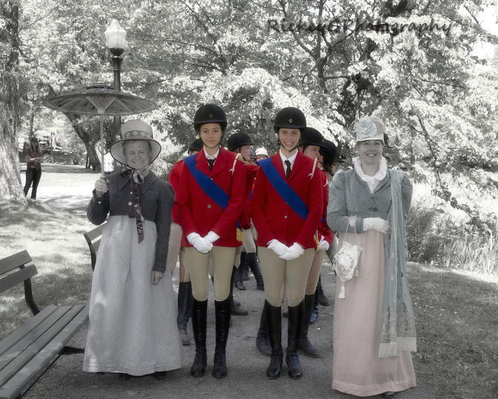 Lancers at Public Gardens two.JPG