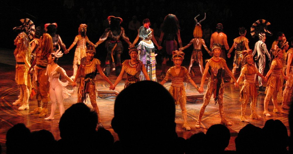 Festival of the Lion King at the Theatre in the Wild - Hong Kong Disneyland