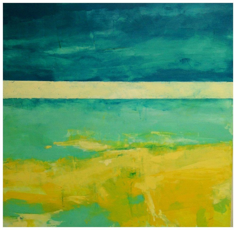 Layered Seas IV