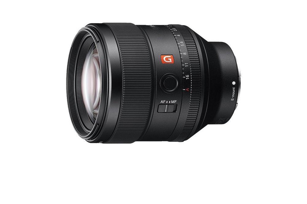 Sony SEL-85F14GM -
