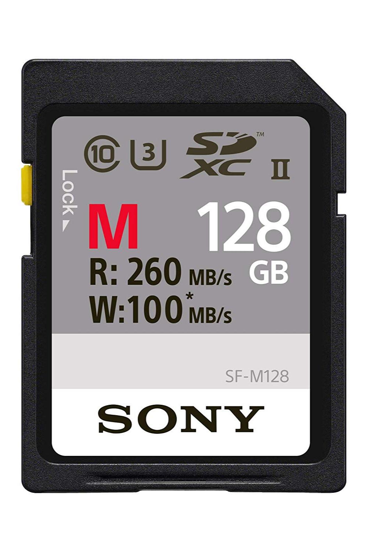 Sony SDHC-Card -