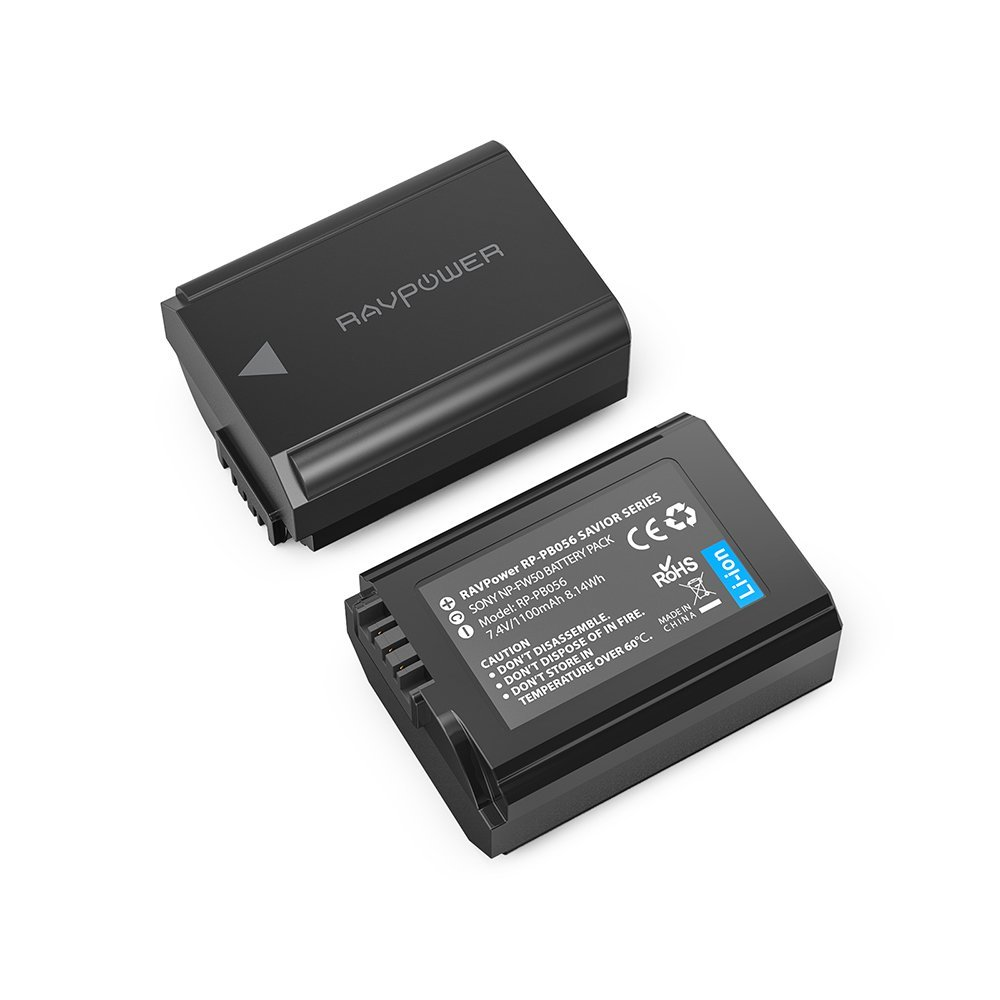 RAVPower Battery 1100mAh -