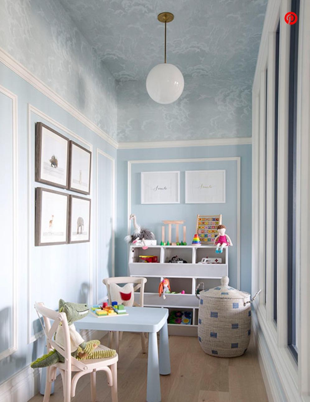 Dental Office Playroom by Summer Thornton Design