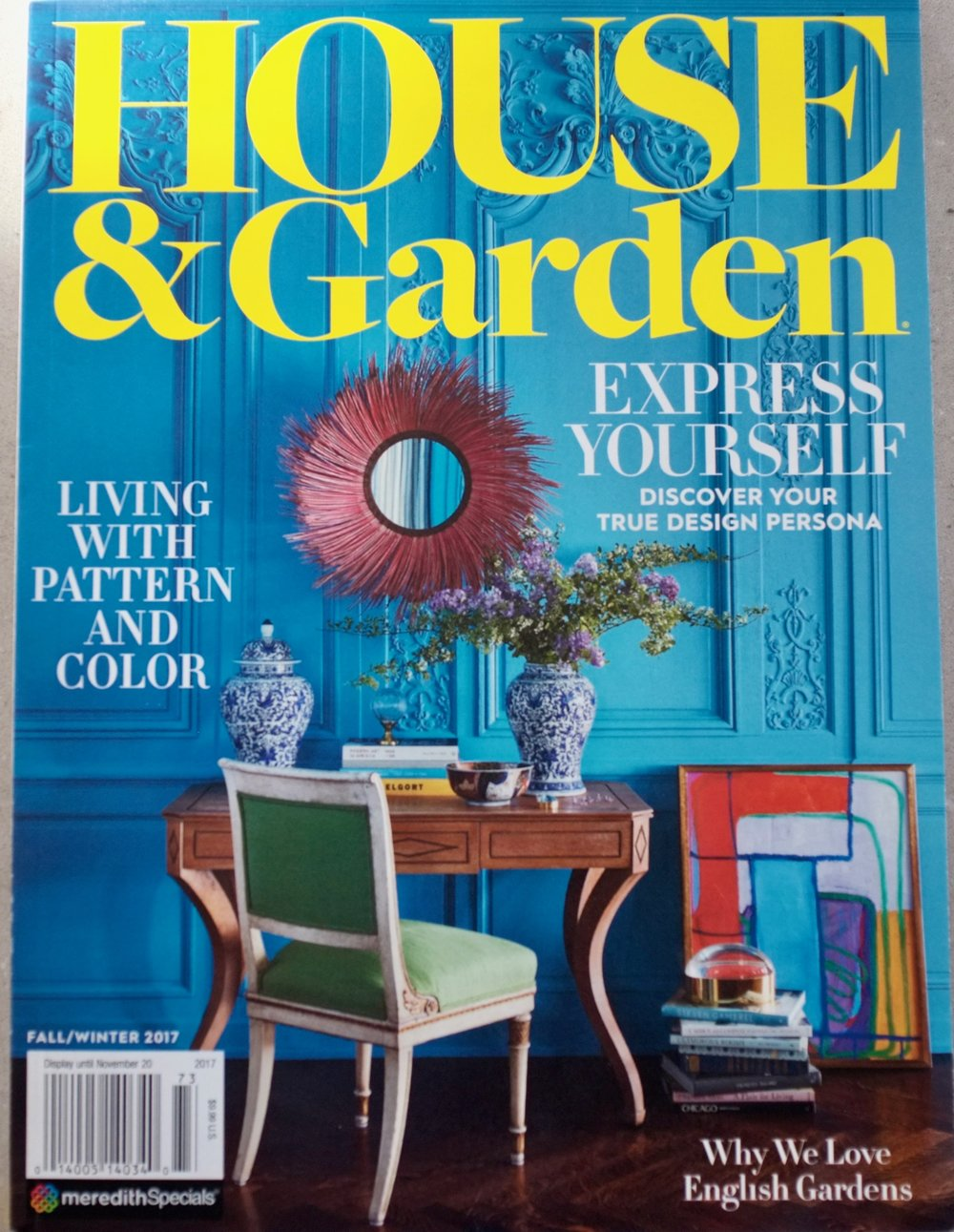 House & Garden - Fall/Winter 2017