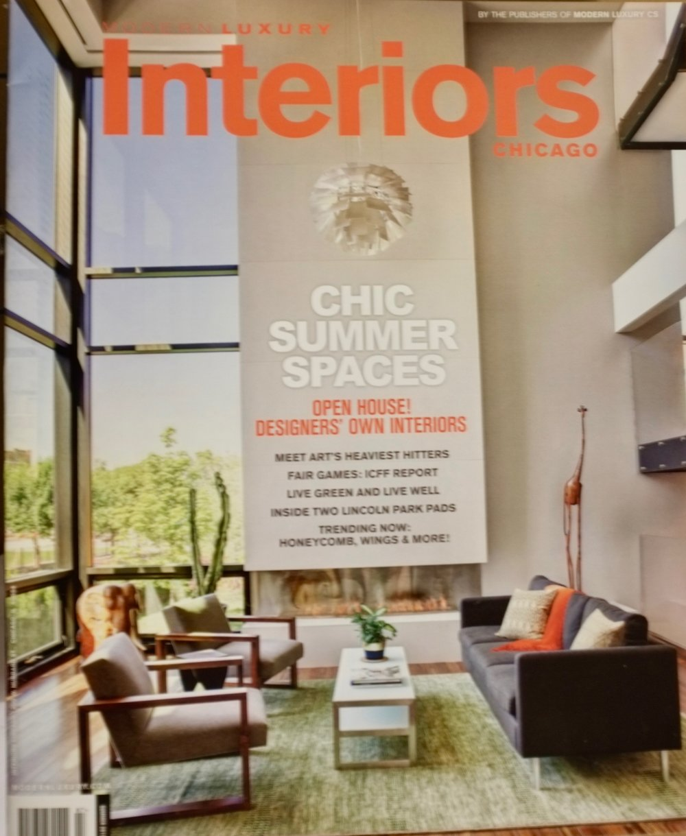 Modern Luxury Interiors - Summer 2013