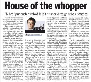 October 31, 2013 column