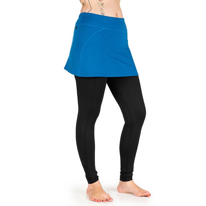 Skirt Sports Wonder Wool Skirt in True Blue. http://bit.ly/2ONB646