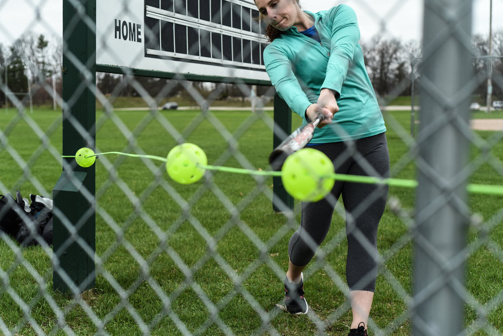 We want Rope Coach to reach the hands of anyone who can benefit from the hitting training device. We're actively seeking retail partnerships to make this happen. -