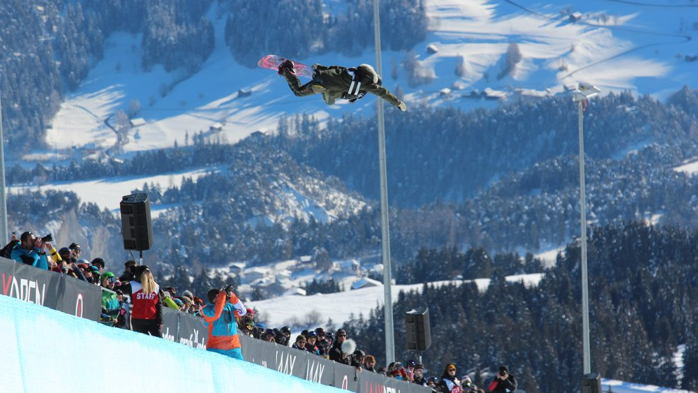 """Working with Mark has helped me reach another level."" Jiayu Liu, World No.3, Women's Halfpipe"