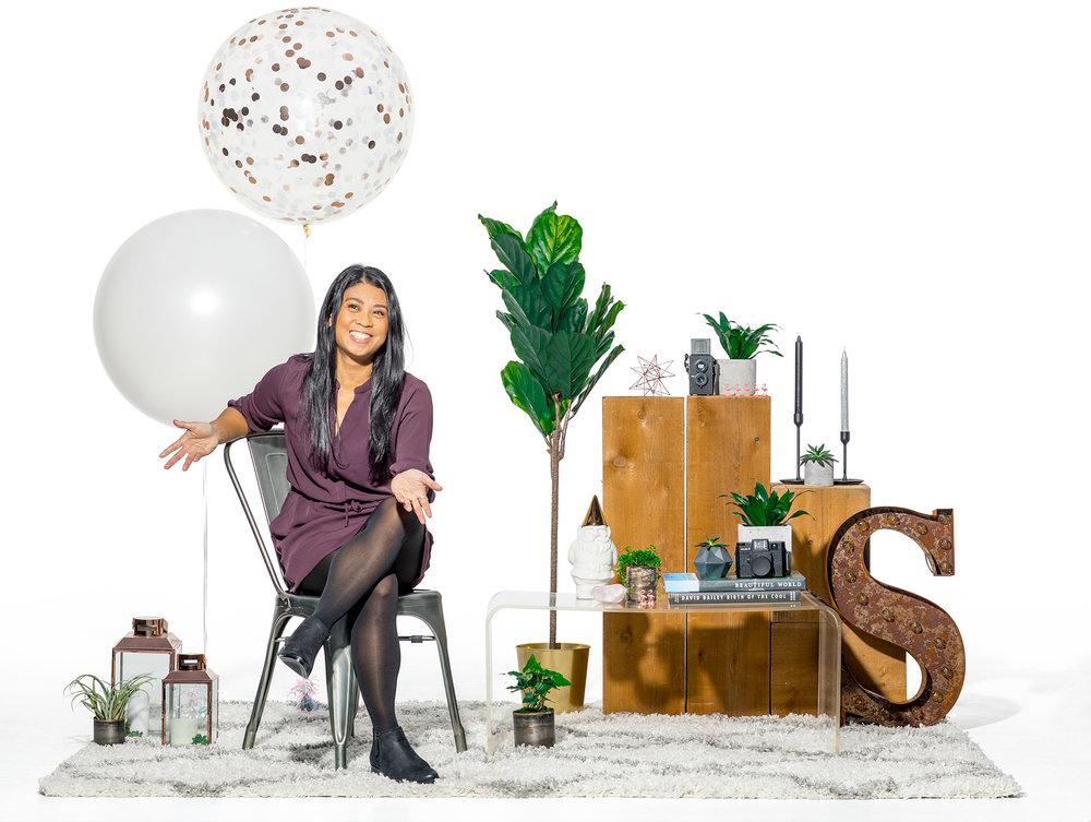 Shirley Glua - Event Planner