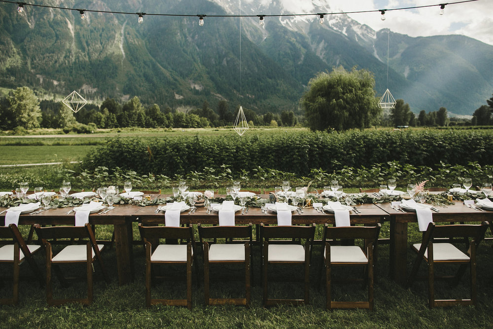 Kim + Sam | North Arm Farm, Pemberton BC