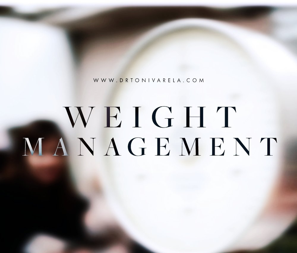 WEIGHT MANAGEMENT & HCG - Weight gain results from complex relationships between the body's systems and the environment, no single eating program or weight loss method can work for everyone. Dr. Varela takes a multifaceted, scientific approach to weight management. After examining carefully all of the potential underlying issues that can influence a person's weight, Dr. Varela then develops an individually tailored approach that corrects the imbalances that lead to weight gain. With or without the aforementioned HCG hormone therapy, the goal is long-term wellness, incorporating healthy eating and exercise plans. Human chorionic gonadotropin (hCG), a hormone produced during pregnancy, is a popular weight loss aid for both men and women. Administered via injections or sublingual drops, it is accompanied by a very restrictive diet (500–800 calories per day, no fat, no sugar, ultra-low carbohydrate), which can be a real challenge for some people. That said, proponents—including thousands of successful dieters—claim hCG helps reduce hunger pangs, mobilizes stubborn fatty deposits, and prevents the breakdown of muscle for energy. Ultimately, hCG diet works well and is a good fit for some, but not for others. If you want to try it, Dr. Varela is an experienced physician to administer the treatment and monitor your health and progress.