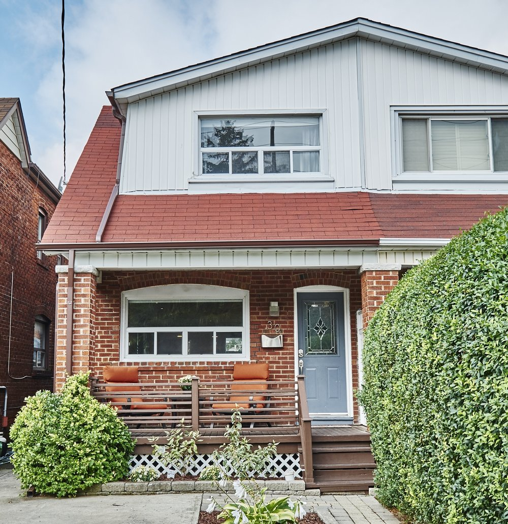 30 Durant Ave. -  SOLD   Updated | 3 Beds | 2 Baths | Parking