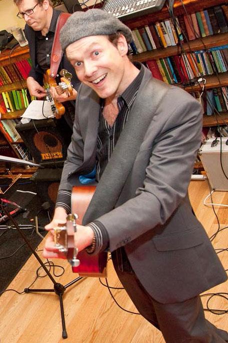 Ross - Guitar, Vocals - Wedding Band Essex
