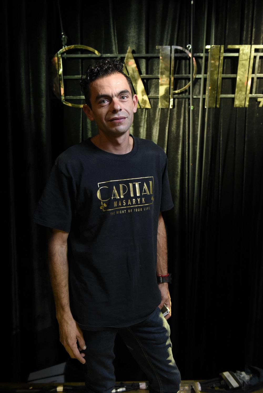 DAVID MEJÍA - RIGGERS ASISTENTE