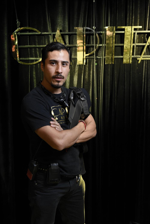 RAFAEL HERNÁNDEZ - JEFE DE AÉREOS