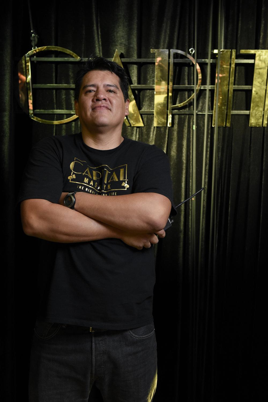 SANDRO CUEVAS - JEFE DE RIGGIN