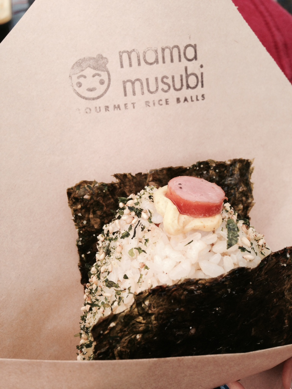 Courtesy of Mama Musubi