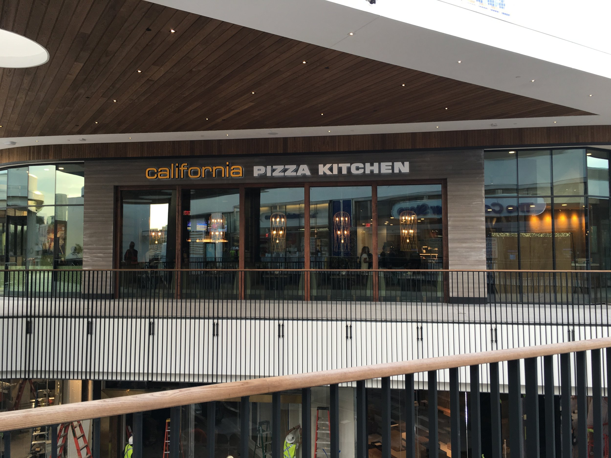 California Pizza Kitchen Stuns With New Menu — KRISTIE HANG