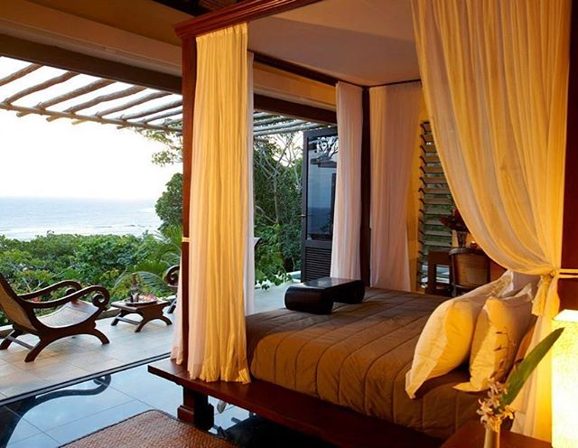 Rest your weary head in pure tropical luxury at #myolafiji 🌺 #fiji #travel #luxury #wanderlust