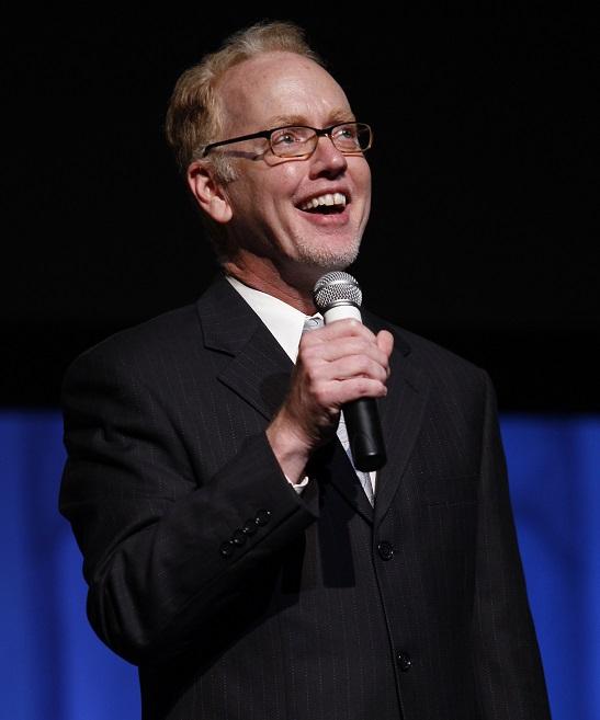 Host - Patrick Bristow