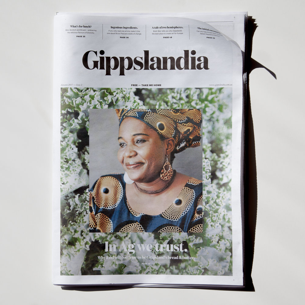 Gippslandia Issue 2.