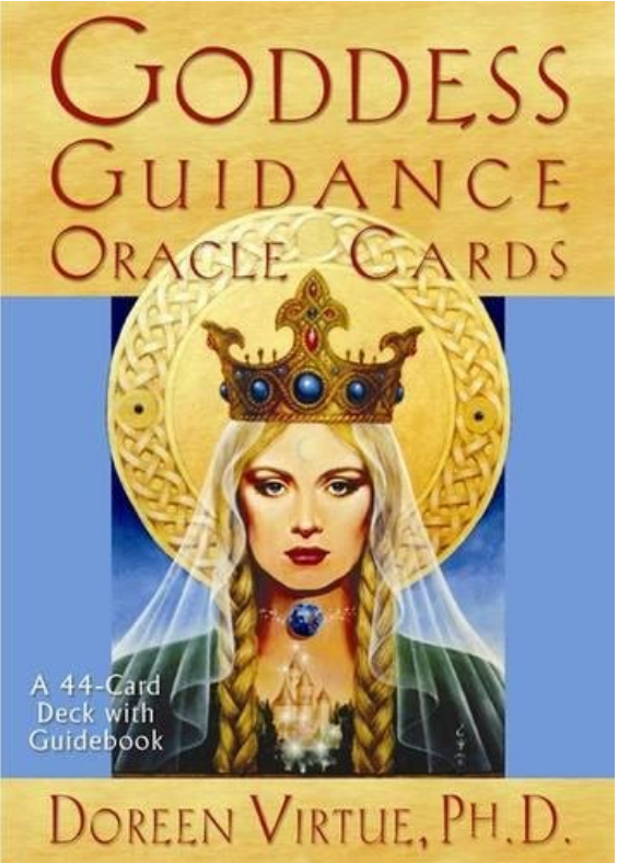 Goddess cards. You're a goddess. I am a goddess. We are all goddesses. Enough said.