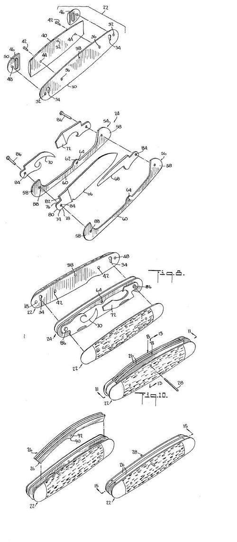 Pocket Knives Backpacking Technology