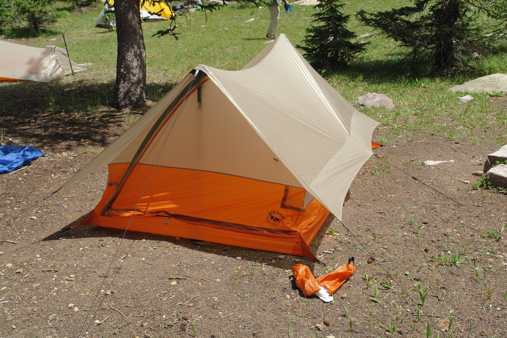 & Big Agnes Scout UL2 u2014 Backpacking Technology