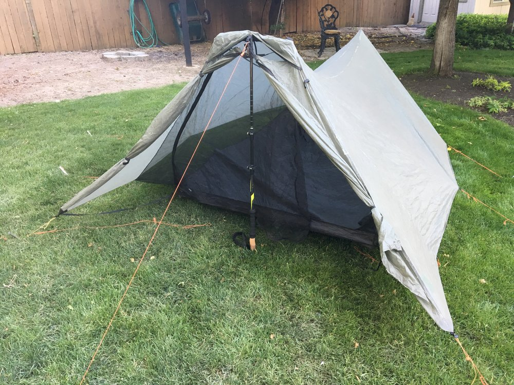 Tarptent (located at tarptent.com) has hit a sweet spot for light weight excellent function and cost. You can get lighter tents but you have to pay ... & Tarptent Motrail tent u2014 Backpacking Technology