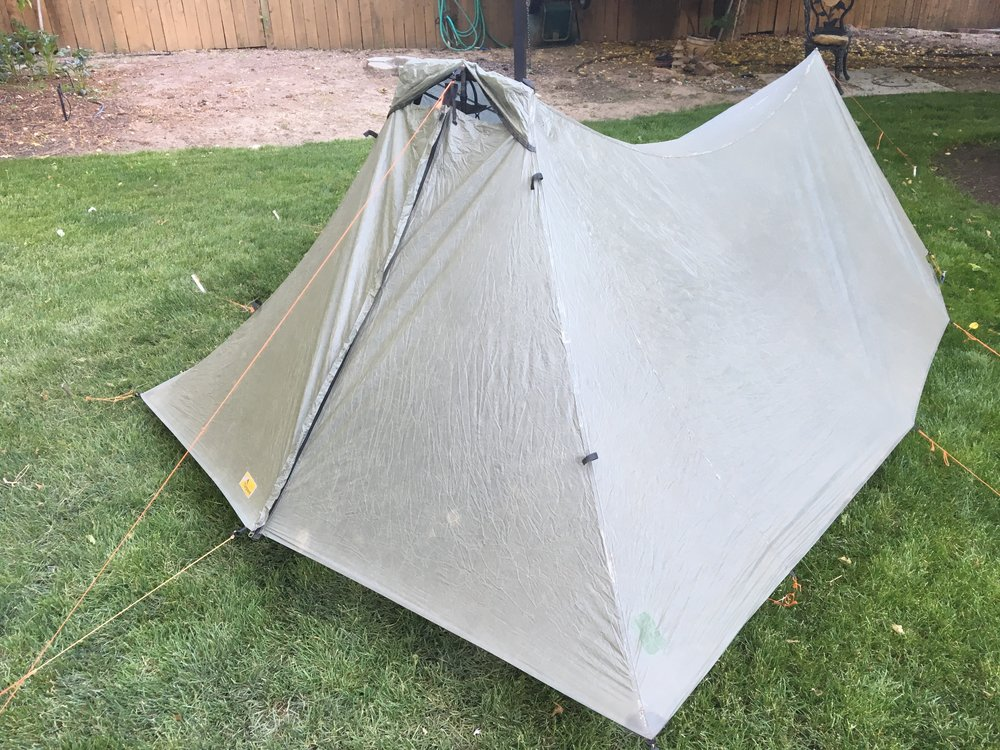 The Squall II is still around but its been used enough that I donu0027t fully trust it to be waterproof in heavy rains. Its kind of a loaner tent now. & Tarptent Motrail tent u2014 Backpacking Technology