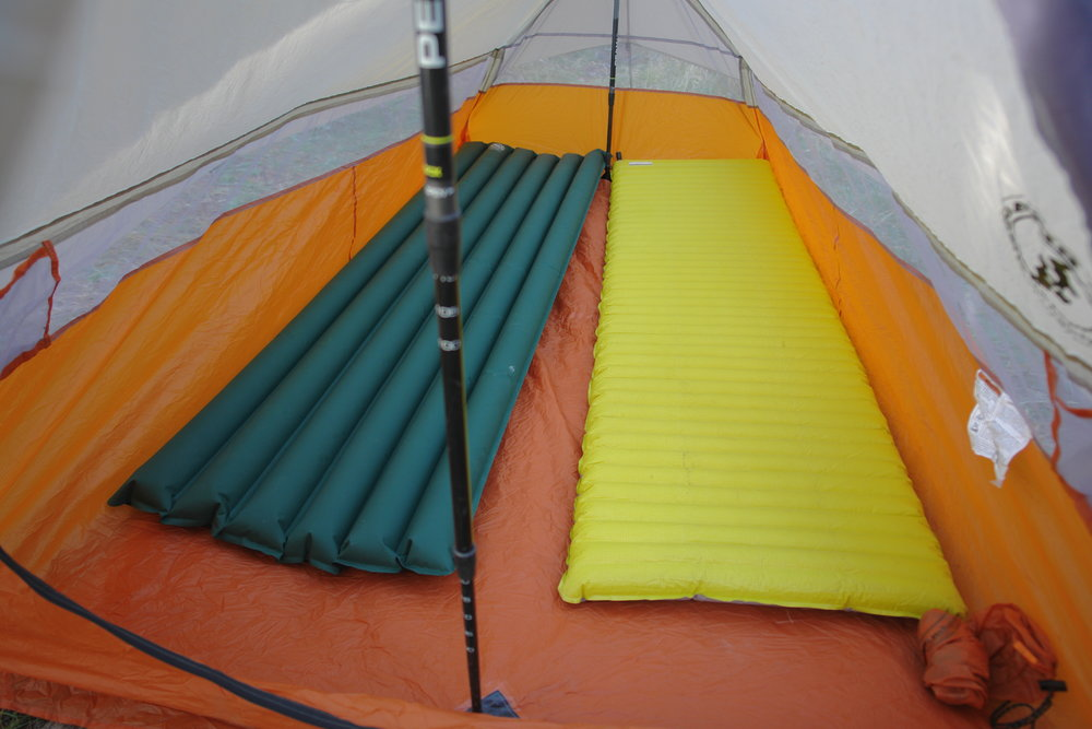 Big Agnes Scout Plus UL2, inside
