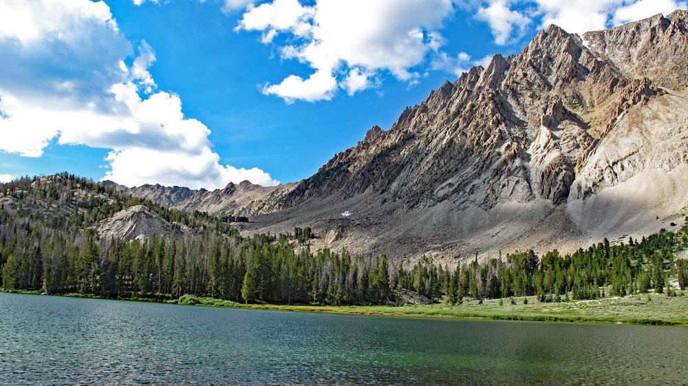 Chamberlain Lake.