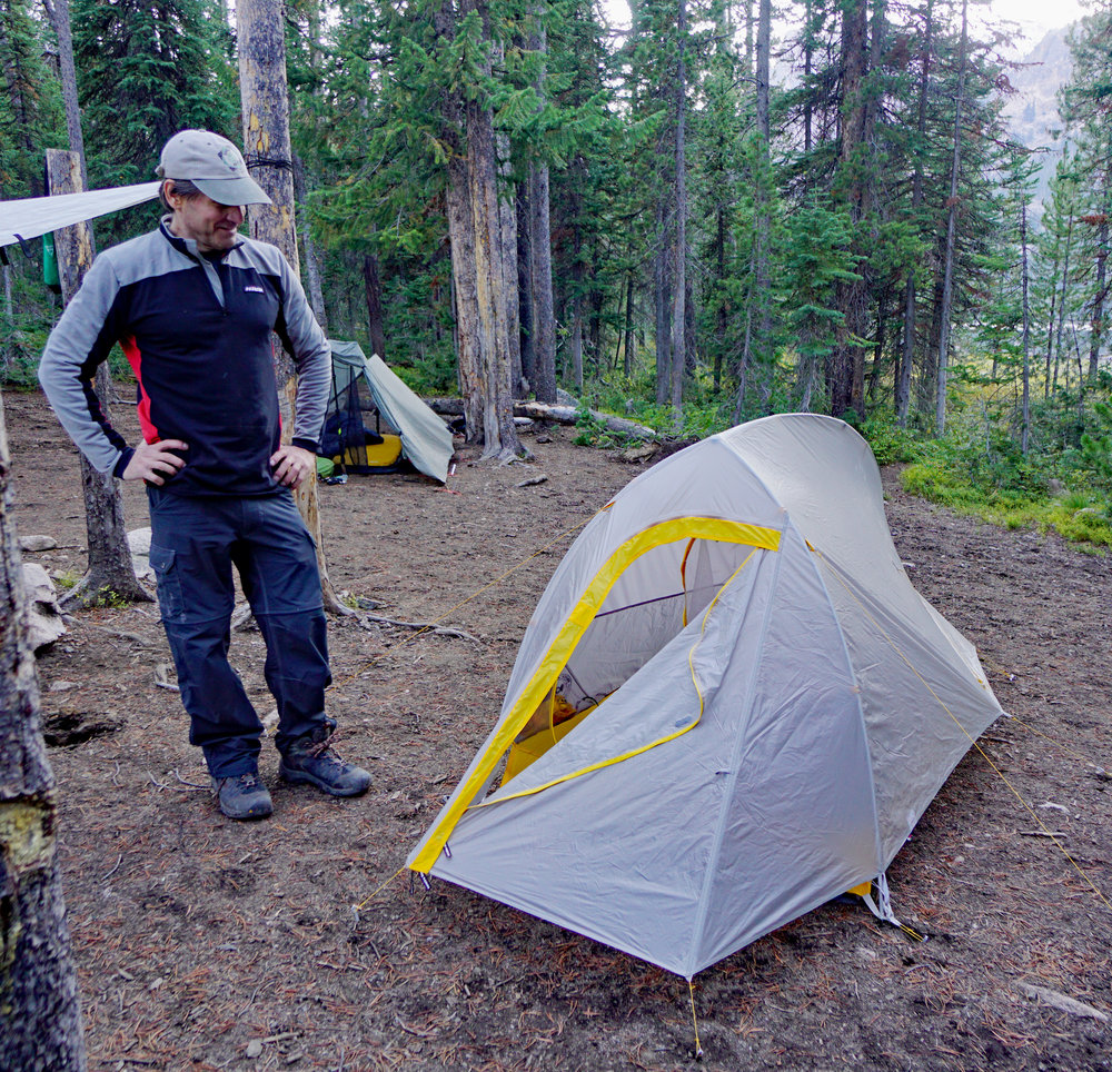 & Big Agnes Fly Creek HV UL1 u2014 Backpacking Technology