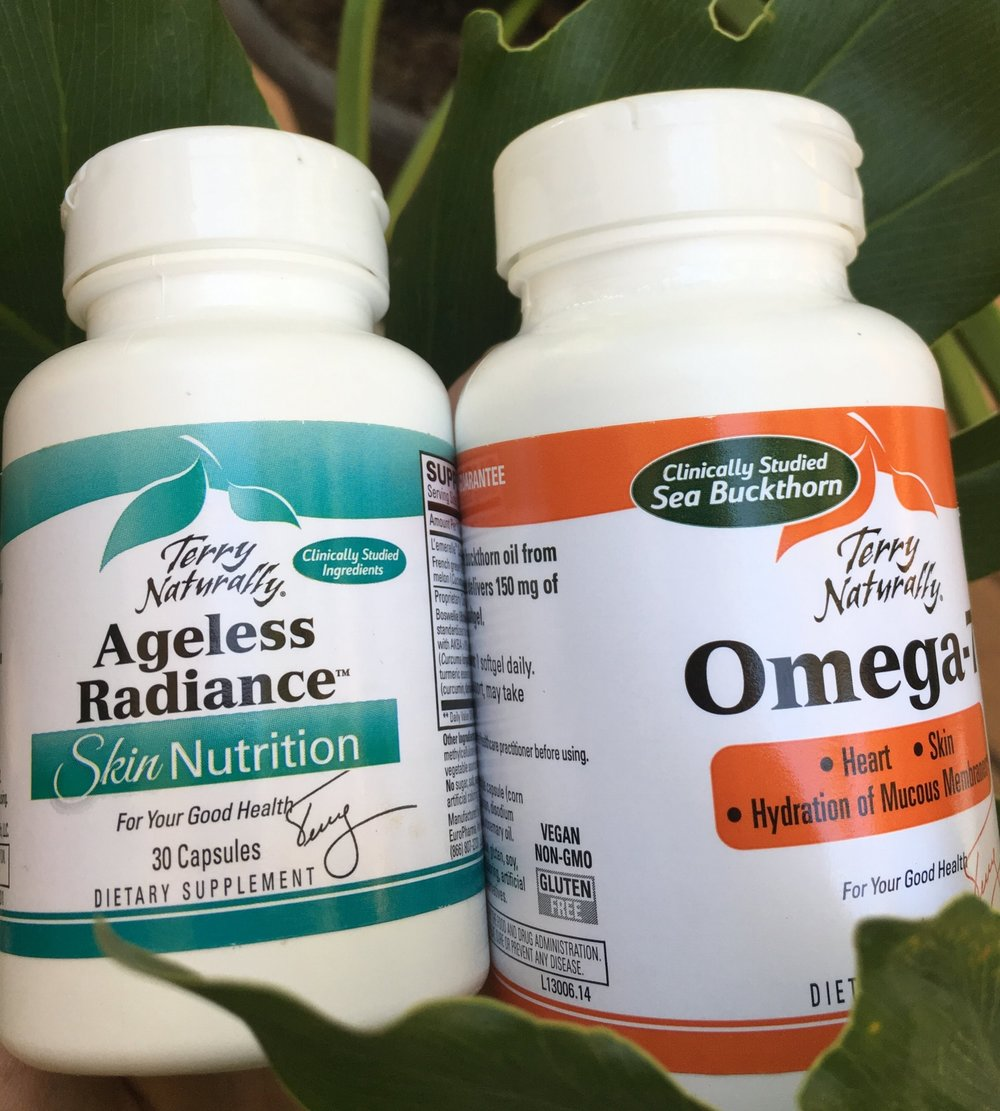 Ageless Radiance and Omega-7